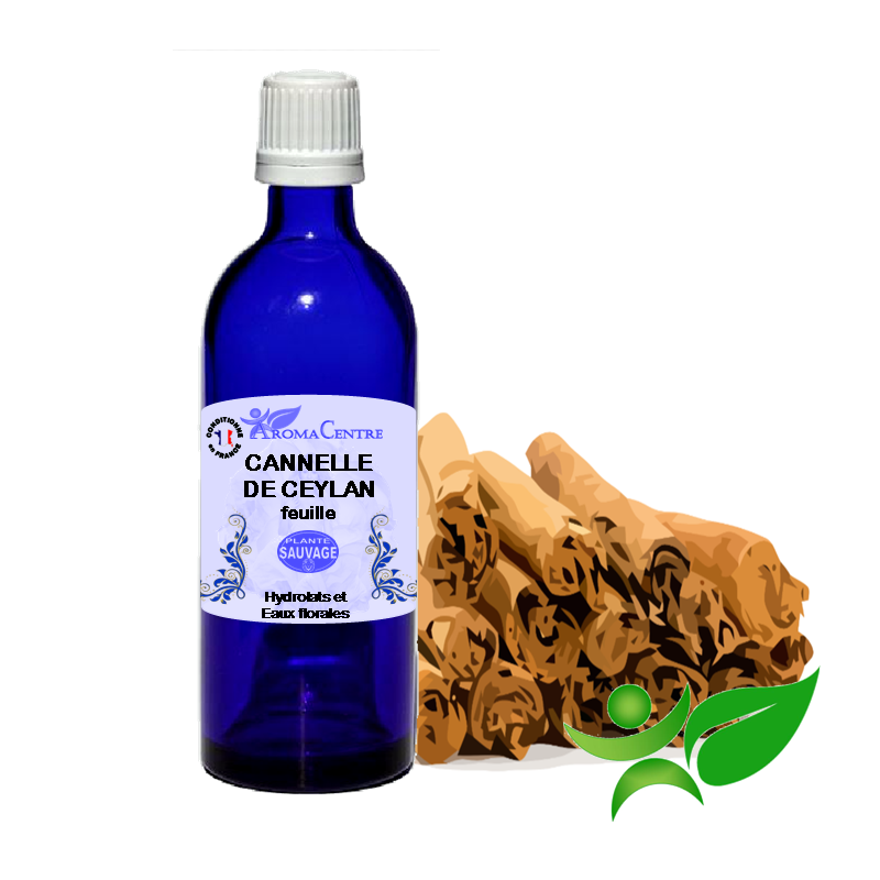 Cannelle de Ceylan - Feuille, Hydrolat (Cinnamomum verum) - Aroma Centre