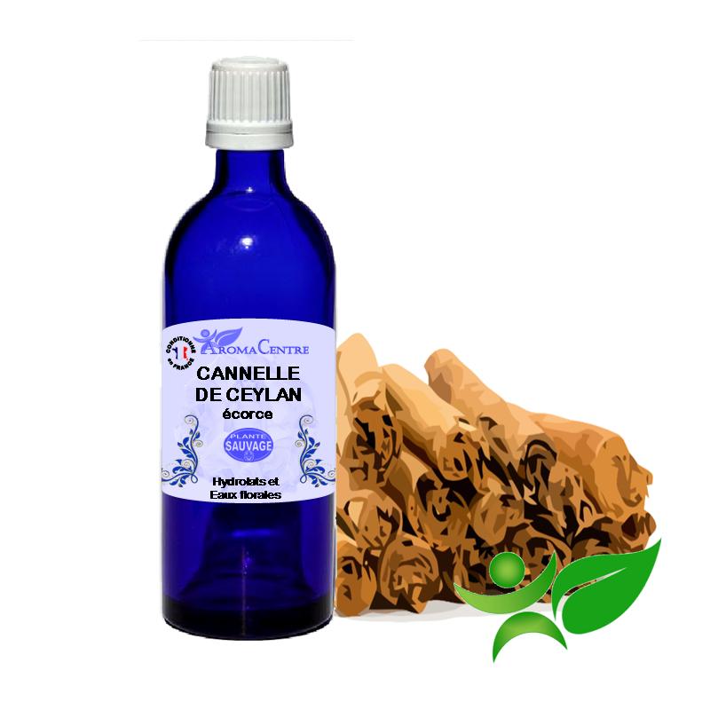 Cannelle de Ceylan - Ecorce, Hydrolat (Cinnamomum verum) - Aroma Centre