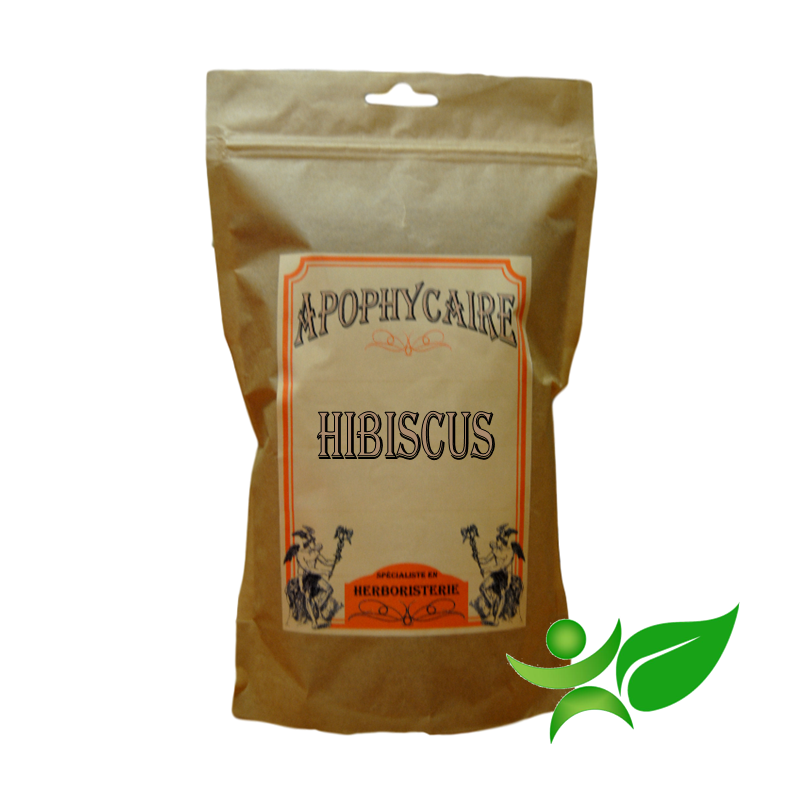 HIBISCUS BiO - KARKAD, Fleur (Hibiscus sabdariffa) - Apophycaire