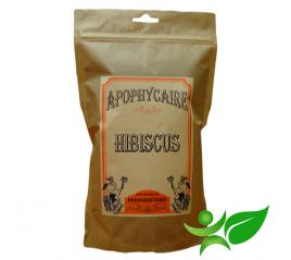 HIBISCUS BiO - KARKAD, Fleur entière (Hibiscus sabdariffa) - Apophycaire