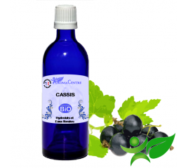 Cassis BiO, Hydrolat (Ribes nigrum) - Aroma Centre