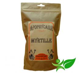 MYRTILLE, Feuille poudre (Vaccinium myrtillus) - Apophycaire