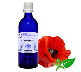Coquelicot BiO, Hydrolat (Papaver rhoeas) - Aroma Centre