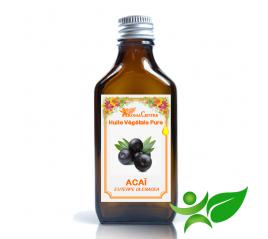Acaï, Huile végétale pure (Euterpe oleracea) - Aroma Centre