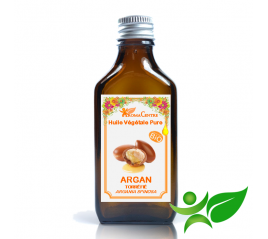 Argan BiO - torréfié, Huile végétale pure (Argania spinosa) - Aroma Centre