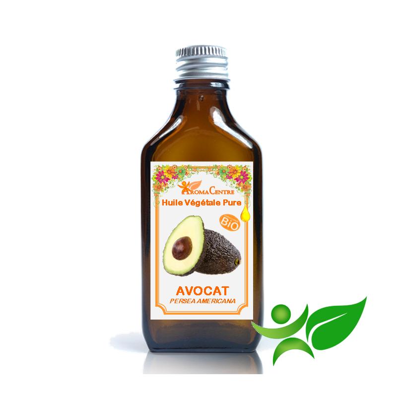 Avocat vierge, Huile végétale pure (Persea americana) - Aroma Centre