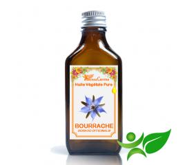 Bourrache, Huile végétale pure (Borago officinalis) - Aroma Centre