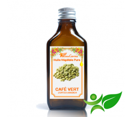 Café vert, Huile végétale pure (Coffea arabica) - Aroma Centre