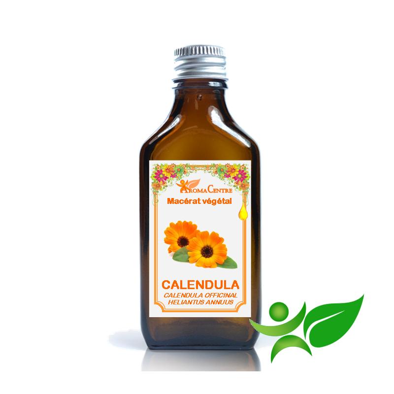 Calendula, Macérât huileux (Calendula off. / Helianthus annuus) - Aroma Centre