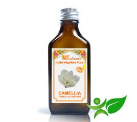 Caméllia BiO, Huile végétale pure (Camellia sinensis) - Aroma Centre