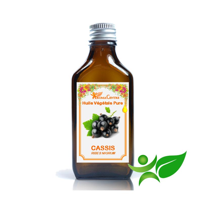 Cassis, Huile végétale pure (Ribes nigrum) - Aroma Centre