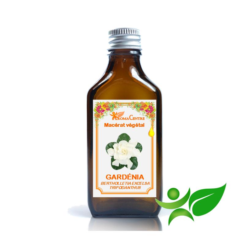 Gardénia, Macérât huileux (Bertholletia excelsa / Tripodanthus) - Aroma Centre