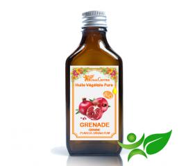 Grenadier BiO, Huile végétale pure (Punica granatum) - Aroma Centre