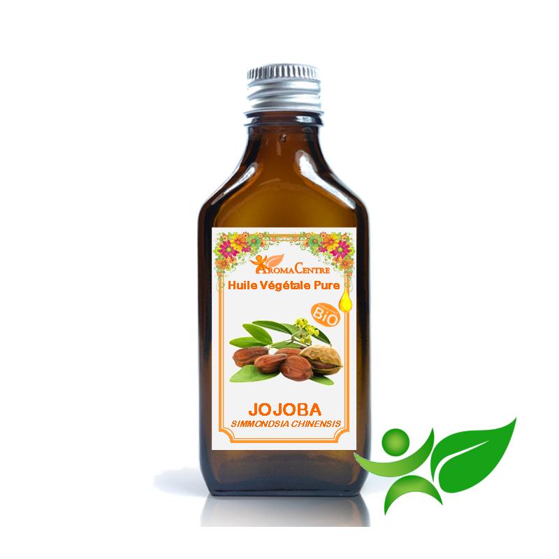Jojoba BiO, Huile végétale pure (Simmondsia chinensis) - Aroma Centre
