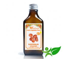 Karanja BiO Désodorisé, Huile végétale pure (Pongamia glabra) - Aroma Centre