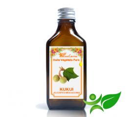 Kukui, Huile végétale pure (Aleurites moluccana) - Aroma Centre