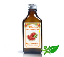 Melon d'eau, Huile végétale pure (Citrullus vulgaris) - Aroma Centre