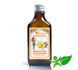 Monoï Tiki Tahiti AO, Macérât huileux (Gardenia tahitensis / Cocos nucifera) - Aroma Centre