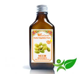 Neem BiO - Margousier, Huile végétale pure (Melia azadirachta) - Aroma Centre