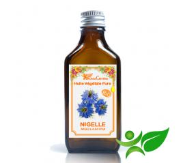 Nigelle BiO - Cumin noir, Huile végétale pure (Nigella sativa) - Aroma Centre