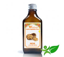 Noix, Huile végétale pure (Juglans nigra) - Aroma Centre