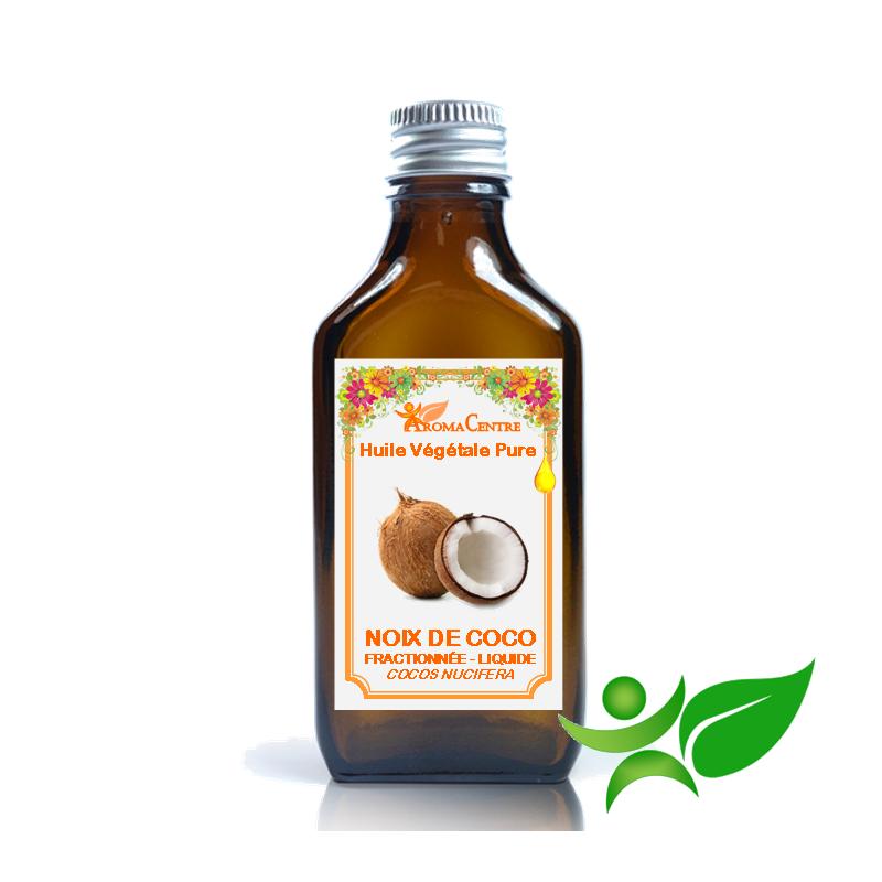 Noix de Coco Fractionnée, Huile végétale pure (Cocos nucifera) - Aroma Centre