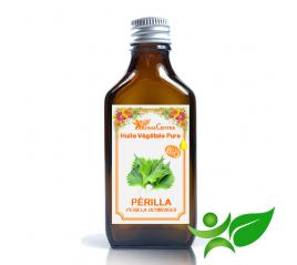 Périlla BiO, Huile végétale pure (Perilla ocymoides) - Aroma Centre