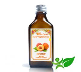 Pêche, Huile végétale pure (Prunus persica) - Aroma Centre