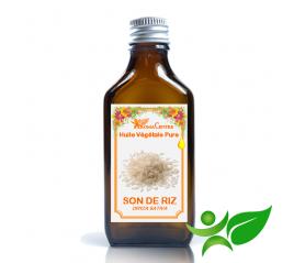 Son de Riz, Huile végétale pure (Oryza sativa) - Aroma Centre