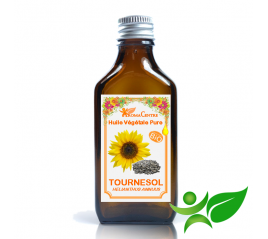 Tournesol BiO , Huile végétale pure (Helianthus annuus) - Aroma Centre