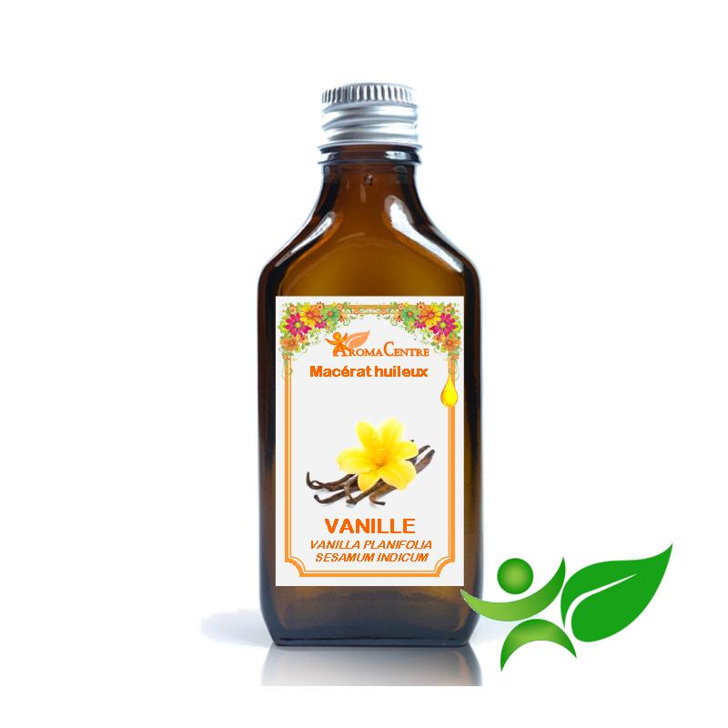 Vanille , Macérât huileux (Vanilla planifolia / Sesamum indicum) - Aroma Centre