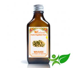 Wasabi, Huile végétale pure (Eutrema japonicum) - Aroma Centre