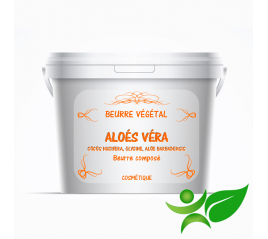 Aloés vera, beurre composé - Aroma Centre