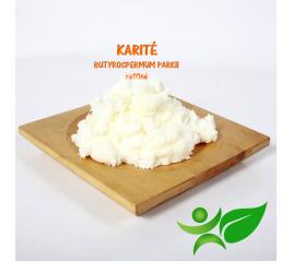 Karité - raffiné, beurre végétal (Butyrospermum Parkii) - Aroma Centre