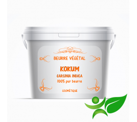 Kokum, beurre végétal (Garcinia indica) - Aroma Centre