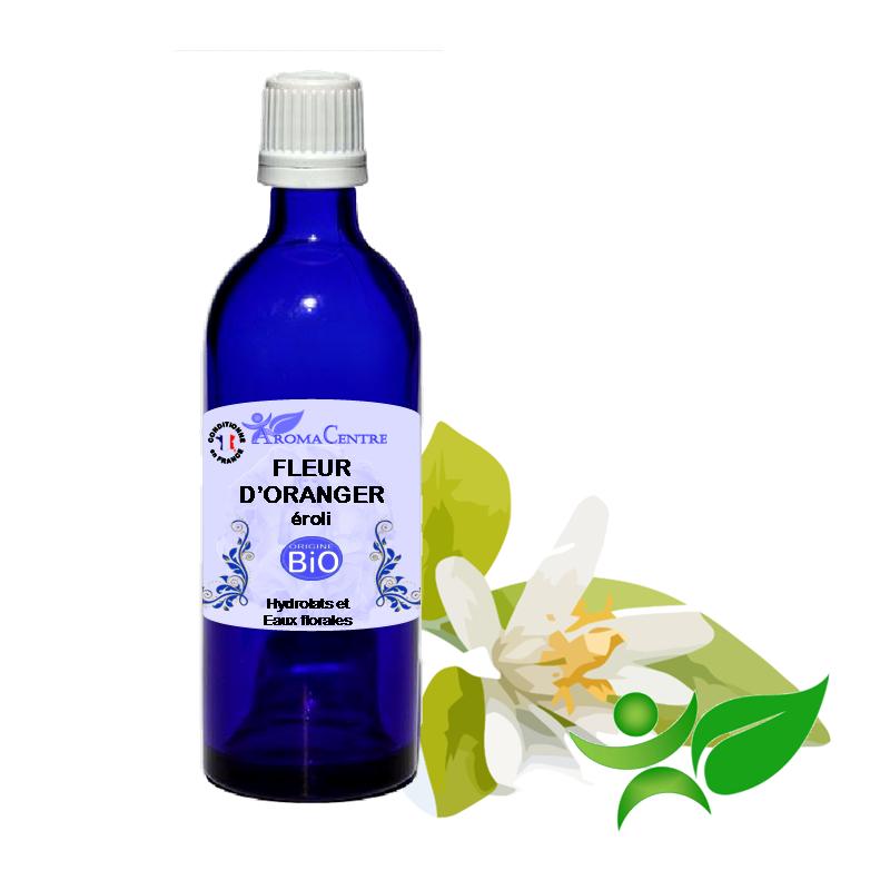 Fleur d'oranger BiO - Néroli, Hydrolat (Citrus aurantium aur.) - Aroma Centre