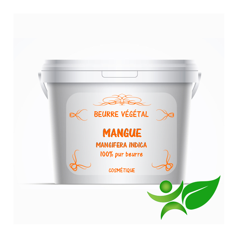 Mangue, beurre végétal (Mangifera indica) - Aroma Centre
