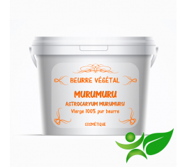 Murumuru - vierge, beurre végétal (Astrocaryum Murumuru) - Aroma Centre