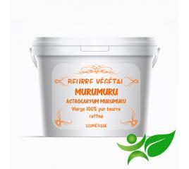 Murumuru - raffiné, beurre végétal (Astrocaryum Murumuru) - Aroma Centre