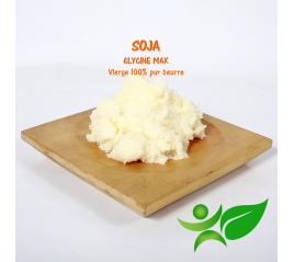 Soja, beurre végétal (Glycerin max) - Aroma Centre