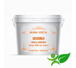 Ucuuba, beurre végétal (Virola sebifera) - Aroma Centre