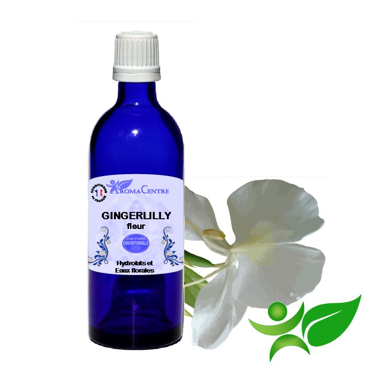Gingerlilly, Hydrolat (Hedychium coronarium koening) - Aroma Centre