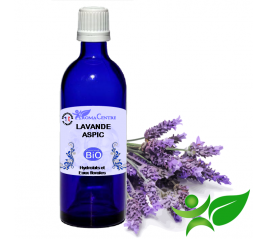 Lavande aspic BiO, Hydrolat (Lavandula latifolia) - Aroma Centre