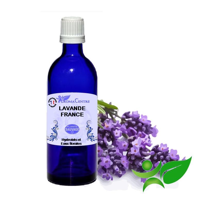 Lavande vraie - fine, Hydrolat (Lavandula angustifolia vera) - Aroma Centre