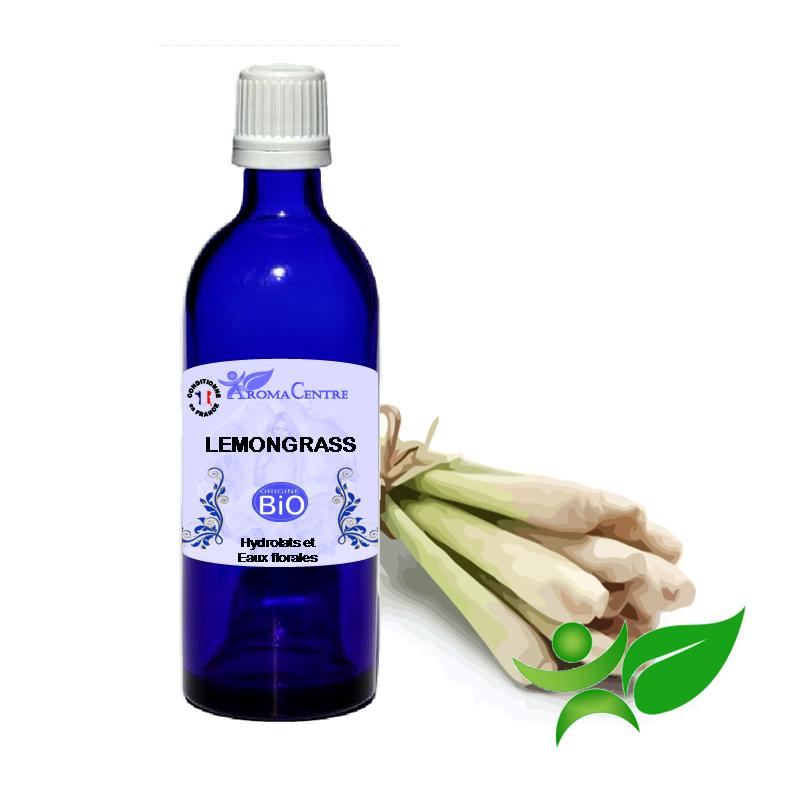 Lemongrass BiO, Hydrolat (Cymbopogon flexuosus) - Aroma Centre