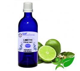 Limette - citron vert, Hydrolat (Citrus aurantifolia) - Aroma Centre