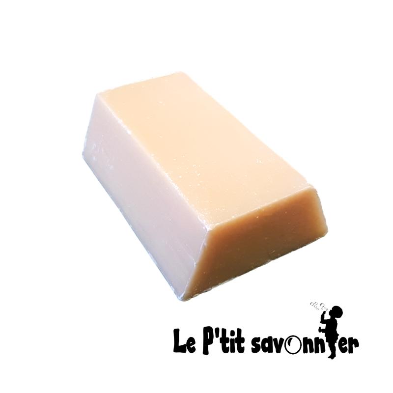 Or, lingotin de Gien, savon thématique - Le P'tit Savonnier