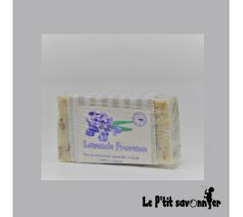 Lavande, savon Mère nature Saponifié à Froid - SAF - Le P'tit Savonnier