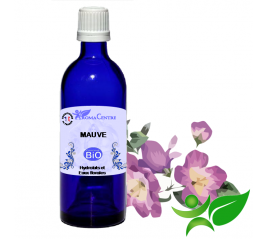 Mauve BiO, Hydrolat (Malva rotundifolia moschata) - Aroma Centre