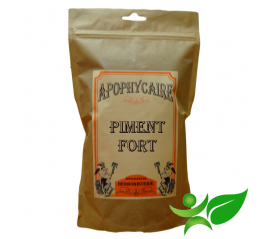 PIMENT FORT, Fruit (Capsicum frutescens) - Apophycaire